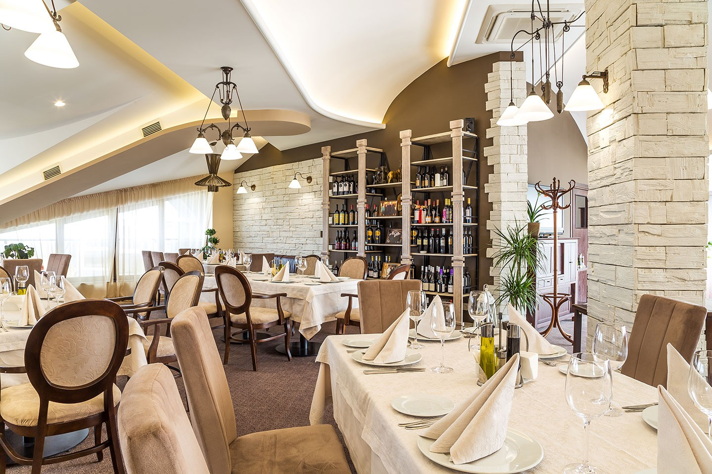 Панорамен ресторант