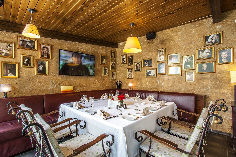 Restorant Proia - garden